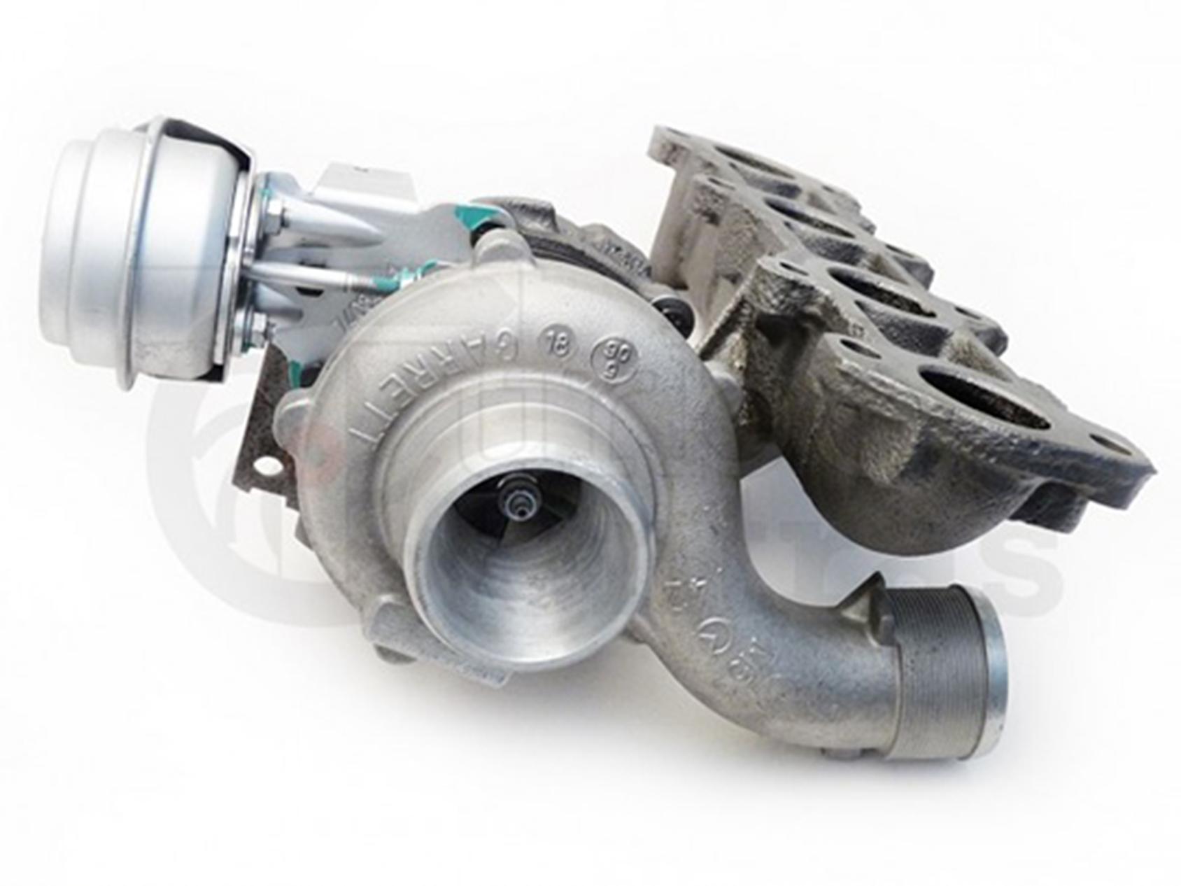 Princip rada turbokompresora